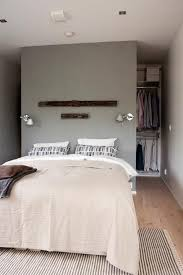 Bed Closet Best 25 Wall Behind Bed Ideas On Pinterest Wardrobe Behind Bed