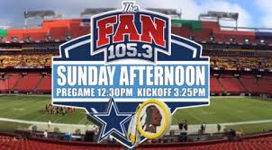105 3 the fan listen live live blog dallas cowboys vs washington redskins cowboys football