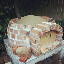 How To Build A Backyard Pizza Oven by Pizza Oven Diy Brick Instructions Easy Video Tutorial Oven