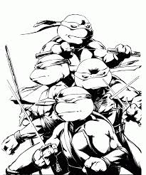 donatello ninja turtle coloring pages coloringstar