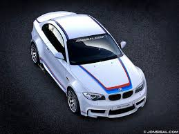 the competition version of bmw 1 m coupe to take shape soon
