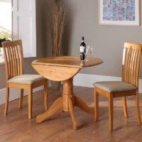 Light Wood Kitchen Table by Dining Room Decoration Using Round Solid Cherry Wood Kitchen Table