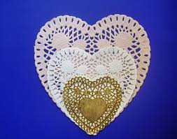 heart shaped doilies guangdong spreen trading company ltd title
