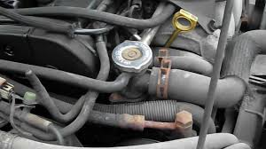 how to replace a cars thermostat youtube