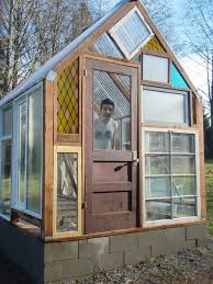 shed greenhouse plans salvaged window greenhouse garden plans pinterest window