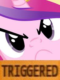 Anon Meme - 1426763 angry animated gif hi anon meme pony princess