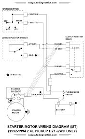 wiring diagram for nissan up wiring diagrams schematics