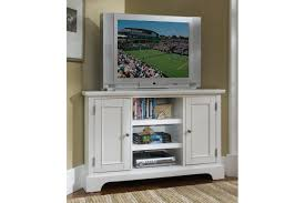 Living Room Corner Shelf by Living Room Corner White Wooden Television Cabinets Nice Doors