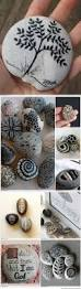 White Rocks For Garden by 503 Best Painted Rocks Images On Pinterest Painted Stones Stone