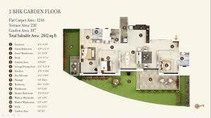 House Plans Com 120 187 Floor Plans Kolte Patil 24k Opula At Pimple Nilakh Pune