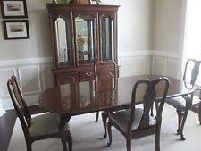 Ethan Allen Dining Furniture Sets EBay - Ethan allen dining room set