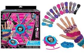 bracelet braid kit images Fashion angels monster high braidzilla bracelet jpg