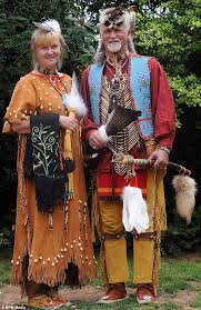 john jerzyszek and wife pauline live as native american indians in