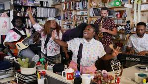 Tiny Desk Concert Hop Along Listen To The New Single From Tiny Desk Contest Winners Tank And