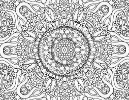 free printable abstract coloring pages for adults abstract