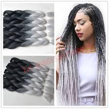ombre kanekalon braiding hair ombre braiding hair hairstyle ideas