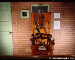 Do They Still Use The Electric Chair Texas Prison Museum Huntsville Texas