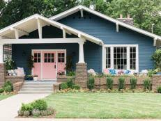 What Is A Craftsman Style House Tour Craftsman Style Homes U0026 Rooms Hgtv