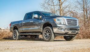titan nissan 2016 2016 nissan titan xd leveling kit by rough country