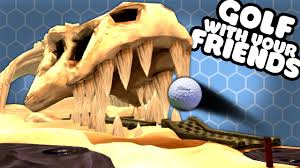 Map My Friends A Dinosaur Ate My Ball Golf With Your Friends Ancient Map