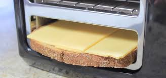 Buttered Bread In Toaster How To Make Grill Cheese In The Toaster Sandwiches Wonderhowto