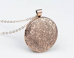 photo locket pendant necklace images Locket etsy jpg