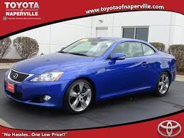 price of lexus hardtop convertible pre owned 2010 lexus is 350c 2d convertible in naperville