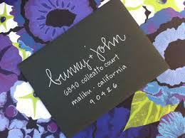 calligraphy addressing for wedding invitations 1 50 via etsy