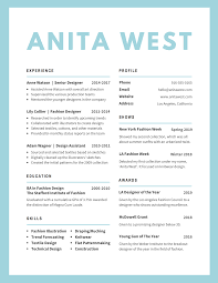 Best Resume Font And Size 2017 by Emphasize Career Highlights On Your Resume By Using Color