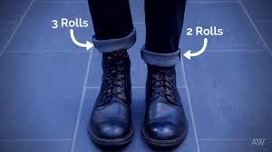 how to cuff pants men u0027s fashion u0026 style quick tips