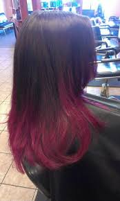 gambar tutorial ombre rambut 56 best my style images on pinterest colourful hair hairstyle