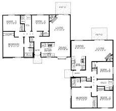 House Design In 2000 Square Feet 2000 Square Feet Colonial House Plans Home Deco Plans