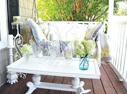 front porch furniture ideas enclosed front porch decorating ideas