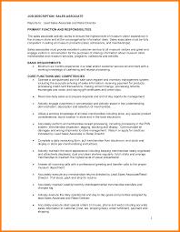 Tutor Job Description Resume by Sales Job Description Resume Resume For Your Job Application