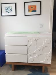 Nurseryworks Changing Table Gently Used Nursery Works Aerial Cribs Available In 94303 Within