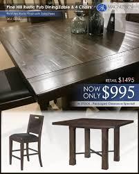 pub dining room sets dining room sets u2013 all american mattress u0026 furniture