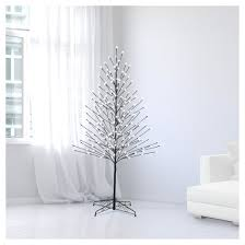 philips 5ft prelit artificial twig tree cool white led