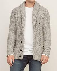 mens shawl cardigan sweater mens sweaters eu abercrombie