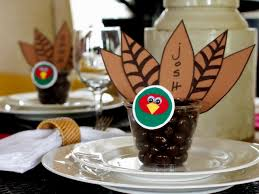 Homemade Thanksgiving Decorations by Thanksgiving Favor Ideas Home Design Ideas