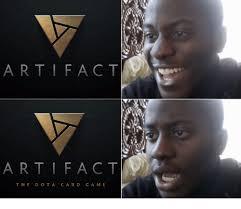 Arti Meme - arti fact arti fact the dota card gam dank meme on me me