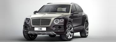 bentley suv 2016 bentley bentayga mulliner is the most luxurious suv