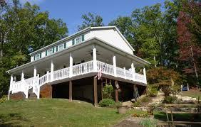 wrap around front porch wrap around porch addition in hedgesville line home design llc