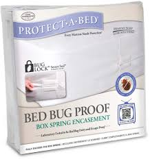 bed bug mattress and box spring encasements protect a bed bed bug proof box spring encasement best hotel