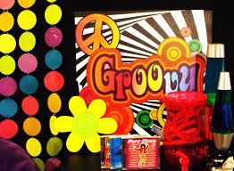 70s decor 70 s theme all the rage decor