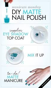 13 cool infographics that explain how to give yourself a manicure