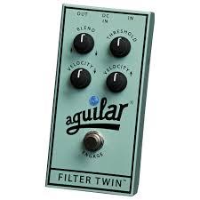 Filter Aguilar Filter Twin Effets Pour Basse électrique