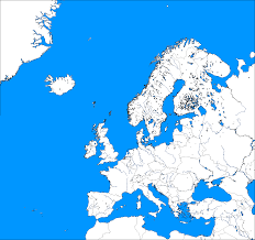 Blank Map Of Mediterranean by A Blank Map Thread Alternate History Discussion