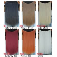 hair extensions brands hot 20 50g halo brands synthetic hair extension clip naturel