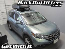 honda crv cargo box honda cr v with thule 603 ascent 1500 roof top cargo box