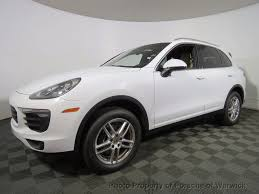 porsche cayenne 4 5 2018 porsche cayenne awd at porsche of fairfield serving